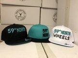 59°North Wheels Snapback Kit
