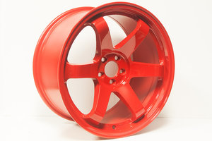 Rota Grid 9,5x18 ET20 5/114 Red