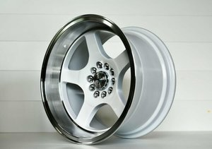 "59°North Wheels D-004 9,5x17"" ET5 5x100/5x108"