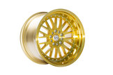 "59°North Wheels D-003 11x18"" ET15 5x114/5x120 Hypergold"