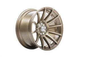 "59°North Wheels D-005 10,5x18"" ET15 5x114/5x120 Mattebronze"
