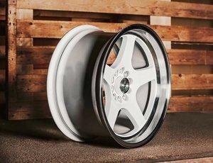 """59°North Wheels D-004 9,5x18"""" ET20 5x100/5x108"""