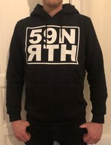 59°North Wheels Hoodie